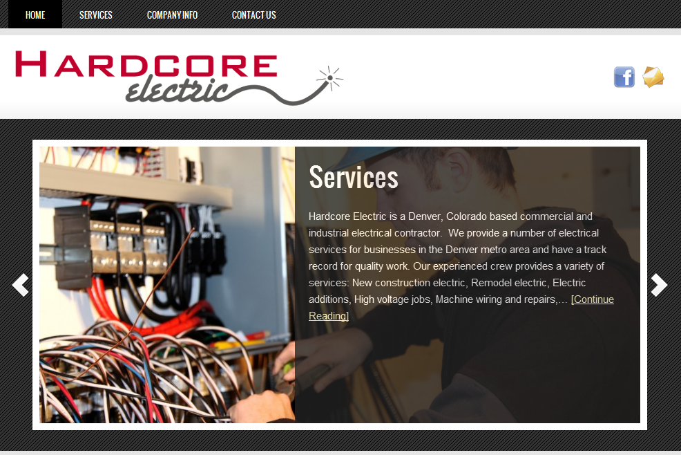 denver industrial electrician