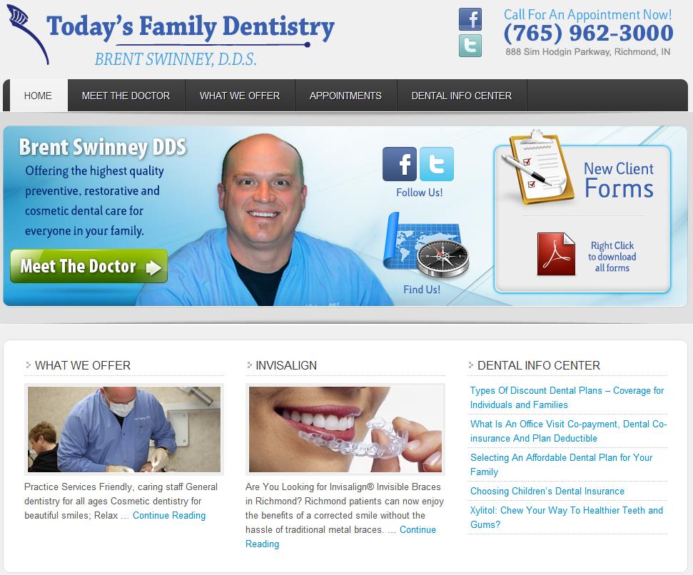 Dr. Brent Swinney
