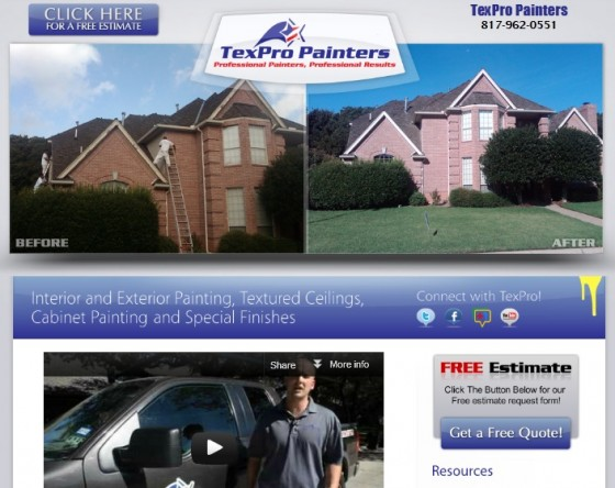 Dallas Painting Company