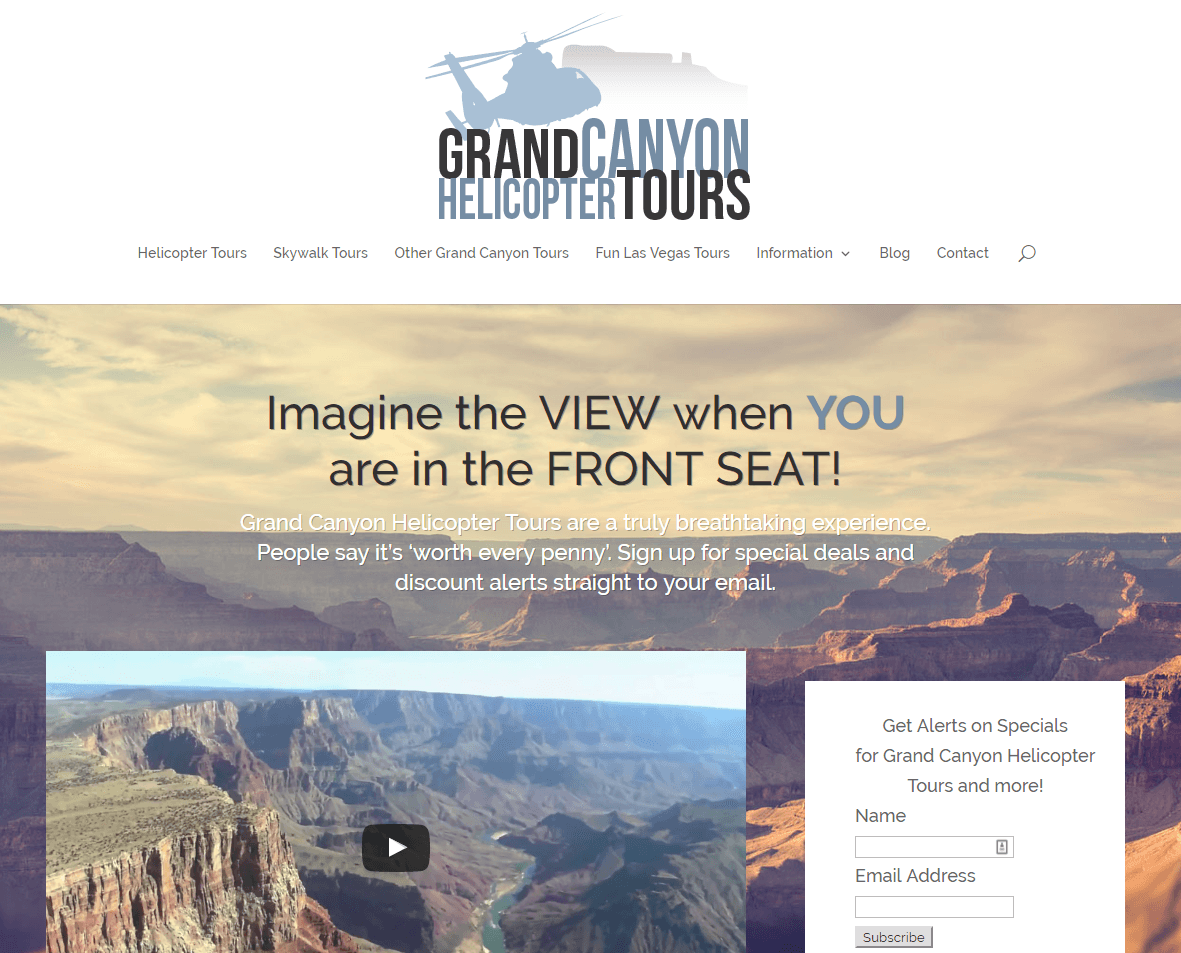 Grand Canyon Helicopter Tour Gets An Upgrade