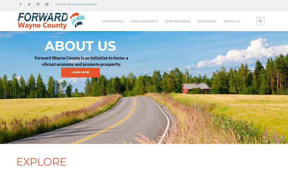 Forward Wayne County Before