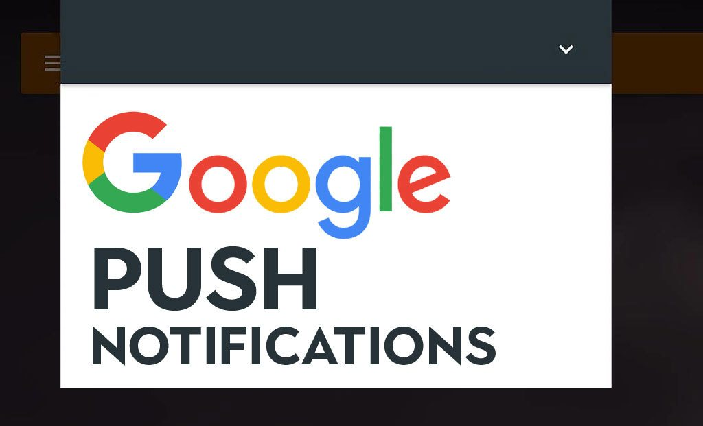 Google Push Notifications