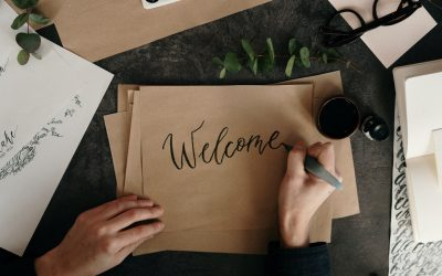 Write an Awesome Welcome Message for Customers
