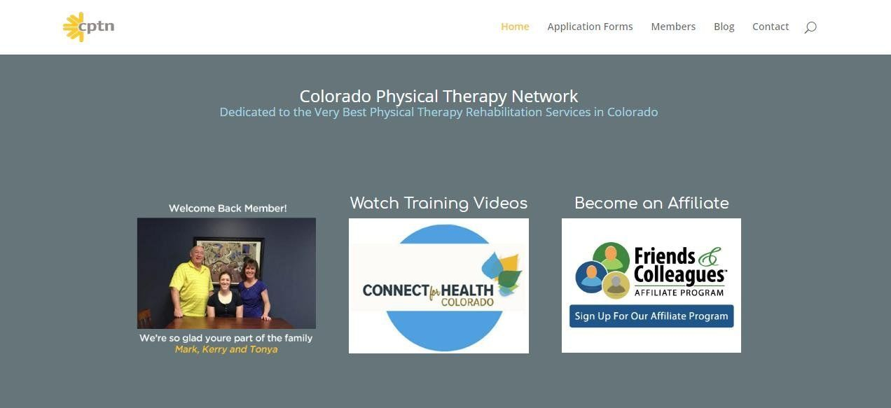 Colorado Physical Therapy Network