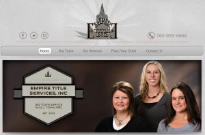 empire title services