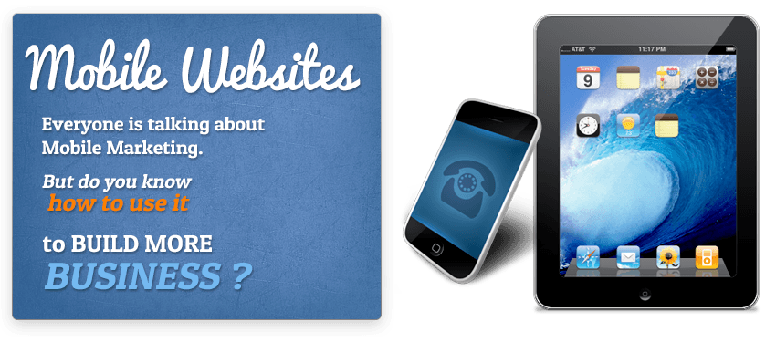 mobile websites and marketing