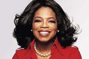 oprah winfrey quote about her platform